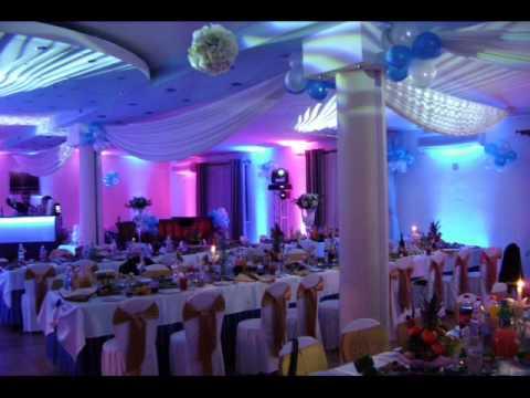 Atrakcja Ślubno Weselna - Hity weselne, dekoracja świetlna sali weselnej