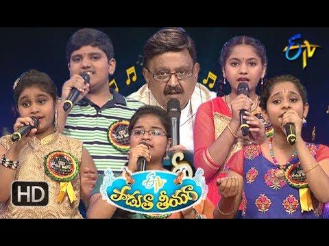 Padutha Theeyaga| 10th June 2018 | Full Episode | ETV Telugu