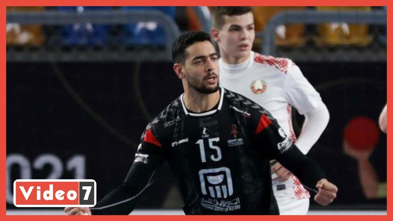 أحمد هشام -دودو-.. أمل كرة اليد المصرية يتألق فى المونديال  - 20:59-2021 / 1 / 23
