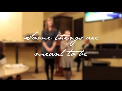 Some Things Are Meant to Be | Kirstyn & Kendyl Hippe