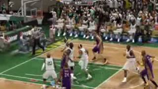 NBA 2K9 PC GAMEPLAY