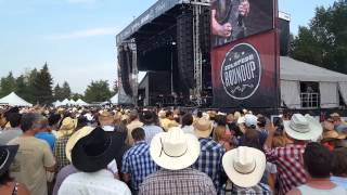 Journey live calgary stampede roundup -separate