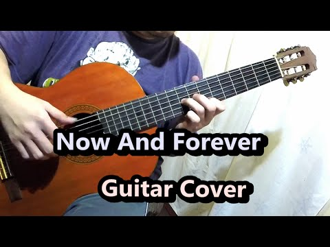 Now And Forever - Richard Marx (Guitar Cover)