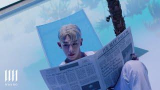 Download WONHO 원호 'BLUE' Teaser #1