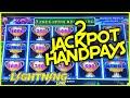 HIGH LIMIT Ming Warrior $25 Bonus Round Slot Machine Casino