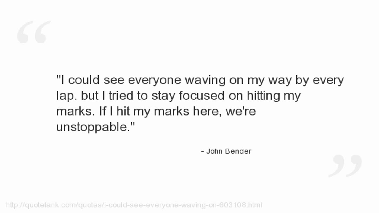 Stay Focused Quotes John Bender Quotes  Youtube