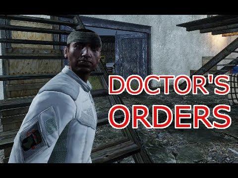 Doctor's Orders: The Zombie Zeus Arma 3 Bornholm Incident Episode 6