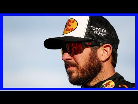 Nascar starting lineup at kansas: points leader martin truex jr. claims the pole