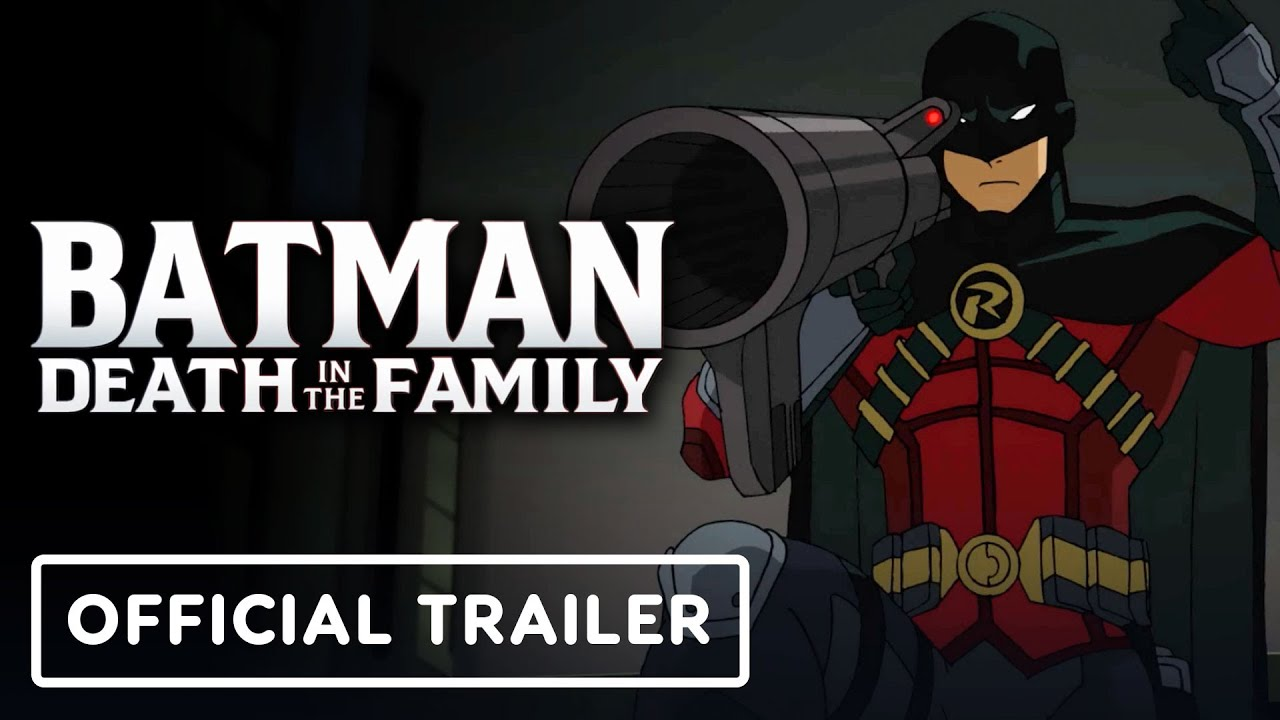 Download DC Showcase's Batman: Death in the Family - Exclusive Official Trailer (2020) Interactive Movie