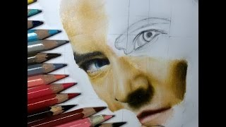 How to draw human skin tutorial ~ Legolas lord of the ring