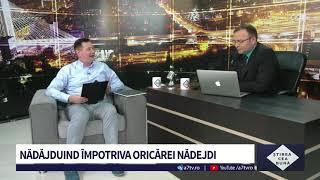Știrea cea bună - Nădăjduind împotriva oricărei nădejdi - Florin Ianovici și Cornel Dărvășan