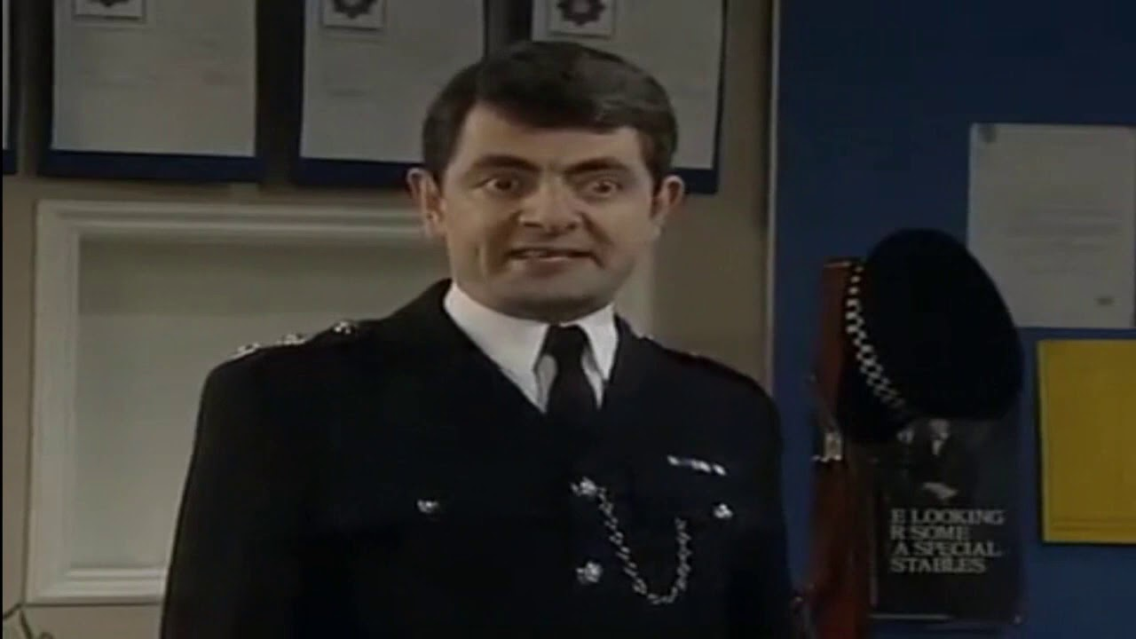 """Download The Thin Blue Line S1E1  """"The Queen's Birthday Present"""""""