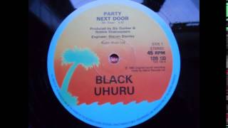 black uhuru - party next door thumbnail