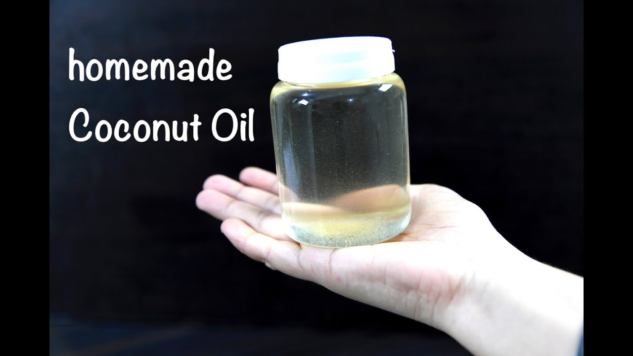 Download how to make coconut oil at home | homemade Pure Coconut Oil | how to make virgin Coconut Oil