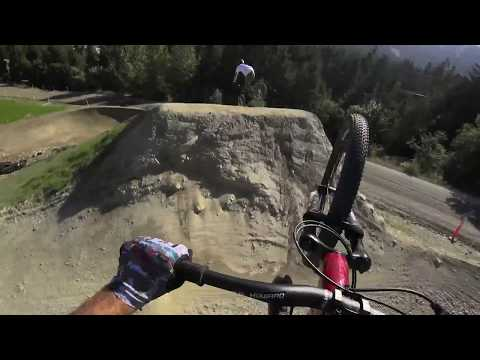 POV First Look at the new Crankworx Whistler Course | Red Bull Joyride 2017