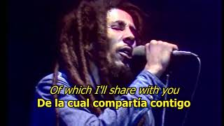 No woman no cry - Bob Marley (LYRICS/LETRA) (Reggae) - Stafaband