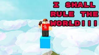 I SHALL RULE THE WORLD!! | Roblox Spielzeit! | Ep 2