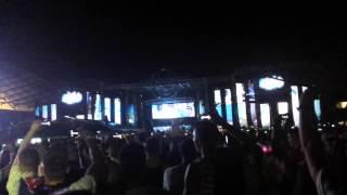 Hardwell breaking Ultra Europe 2014 Opening.
