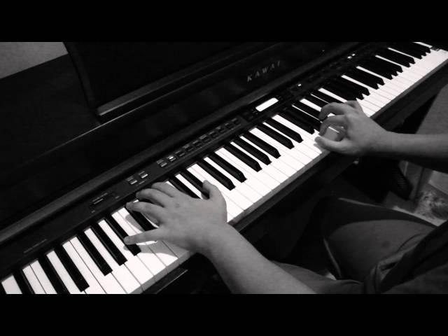 Gustav Lange - Thine Own (Dein Eigen) Piano Solo [Kawai CN34]