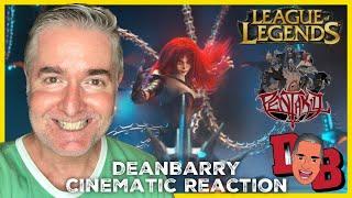 Pentakill - Mortal Reminder (OFFICIAL MUSIC VIDEO) League of Legends REACTION
