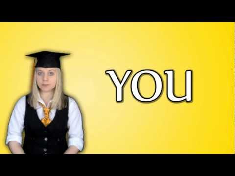 """How To Say """"You"""" In Japanese - Part 1 (anata / anta)"""