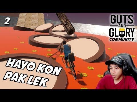 WADOH SATU TREK GAK KELAR-KELAR DONG | GamPlak Guts & Glory Community #2