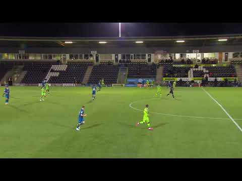 Forest Green Grimsby Goals And Highlights