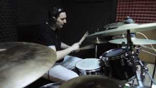 In Flames - Pinball Map (Simeon Popov drum cover)