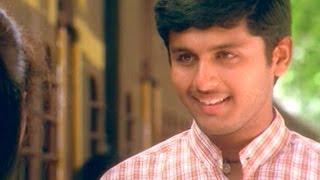 Jayam Movie || Nitin Ask Sada to Wear Anklet Love Scene || Nitin & Sadha