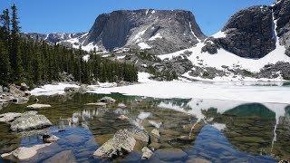 Backpacking Wyoming's Wind River Range:  Bomber Basin Ross Lake Loop. Full Video