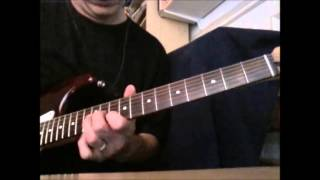 Hot Rails To Hell Blue Oyster Cult Guitar Cover