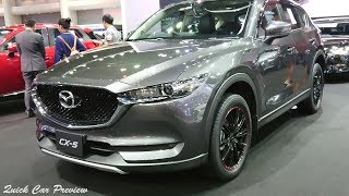 Quick Preview : 2018 Mazda CX-5 2.0 C Skyactiv-G