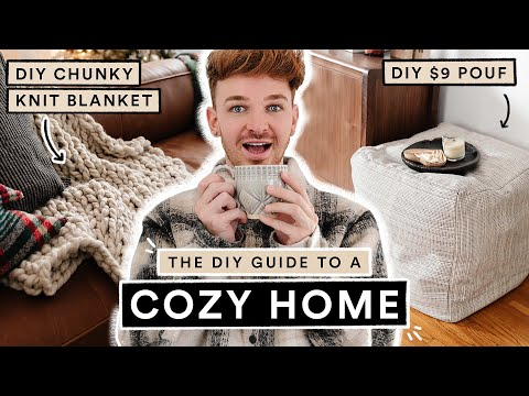 DIY Cozy Home
