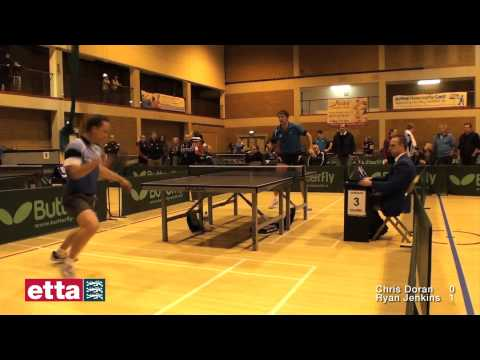 Ryan Jenkins V Chris Doran Tees Sport Newcastle Grand Prix 2012 Men S Final