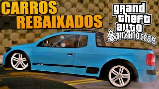 Carros Rebaixados - GTA Multiplayer