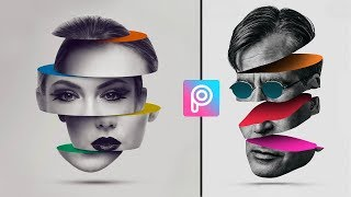 PicsArt Sliced Head Effect | PicsArt Editing Tutorial | PicsArt Photo Editing