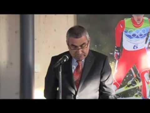 Speech by Dr Ugur Erdener - 2014 Humanitarian Award, Global Sports Development, Sochi.
