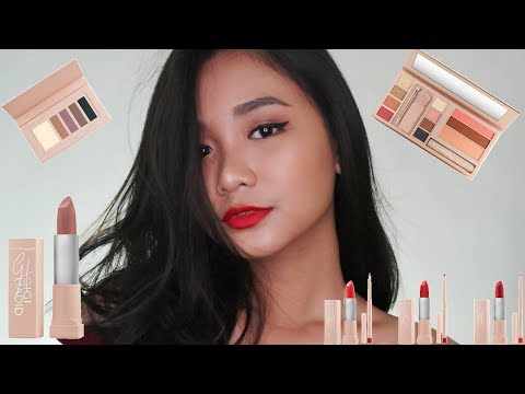 GIGIHADIDXMAYBELLINE COLLECTION! FULL FACE FIRST IMPRESSIONS!