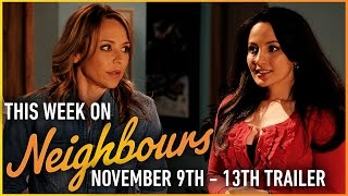 This Week On Neighbours (November 9th-13th)