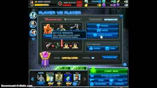 Marvel Avenger Alliance - getting on Vibranium League