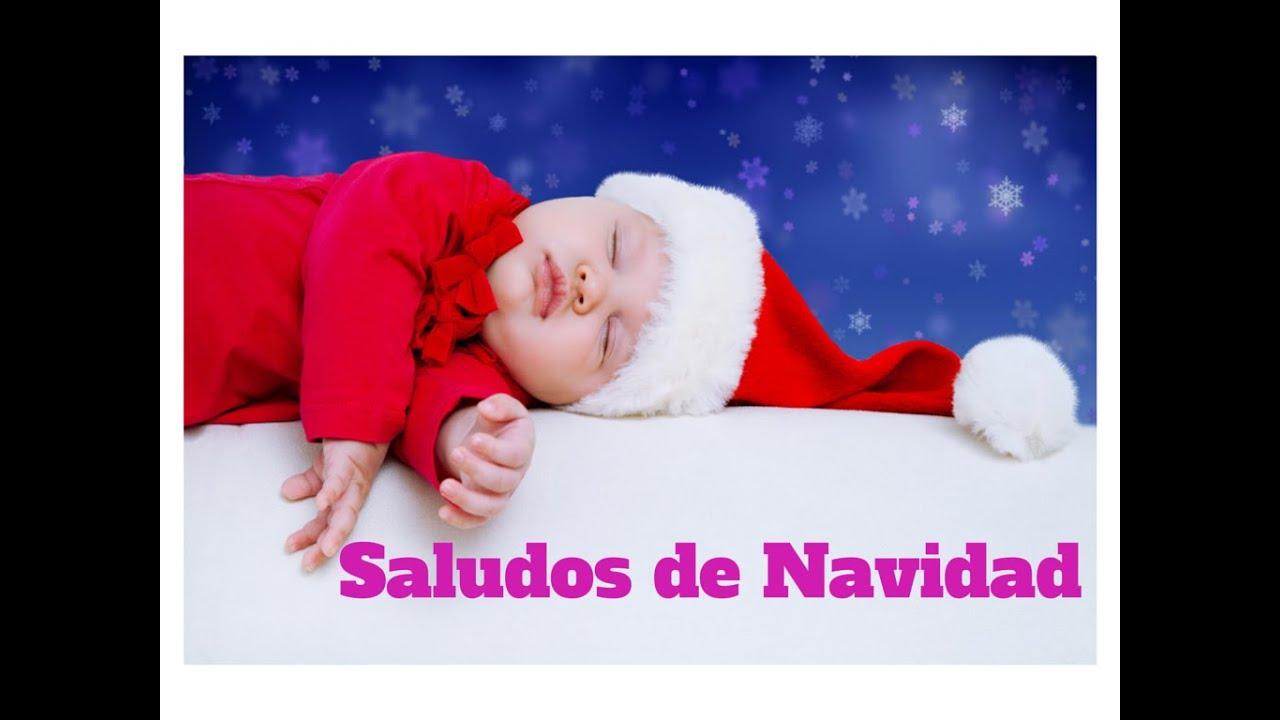 Saludos de navidad feliz navidad para una amiga youtube - Saludos de navidad ...
