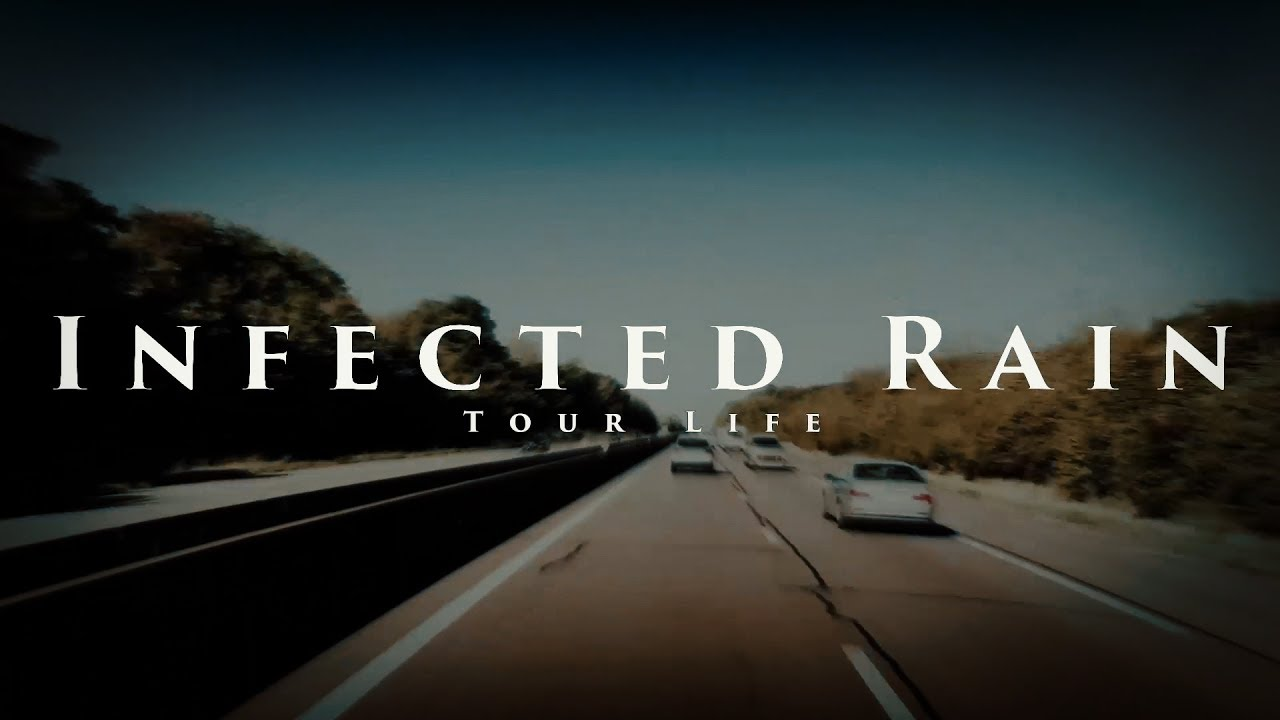 Download Infected Rain - Tour Life (86 Spring Tour documentary) 2017