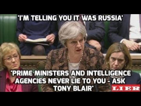 What You Are NOT being Told About Double Agent / MI6 Russian Spy Case