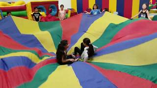 Parachute Games | Birthday Party | Play Time | Subscribe Little Rockstar