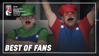 Best of Fans | #IIHFWorlds 2018