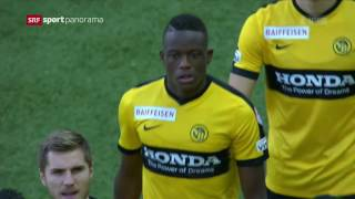 Young Boys - Sion 4:3 20.11.2016