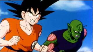 Goku, Piccolo and Gohan vs. Raditz Abridged Version