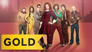 Comic Strip Presents... Red Top | Brand New Comedy on Gold
