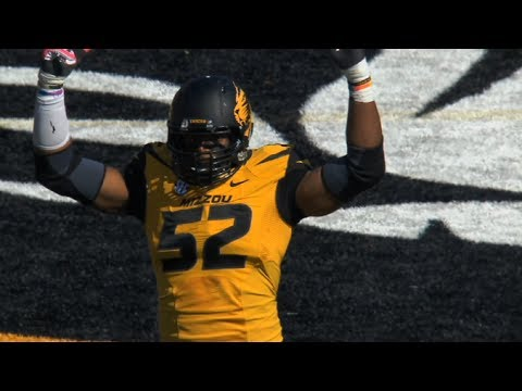 Michael Sam Collegiate Highlights