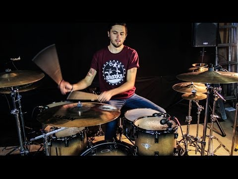 Pittsburgh - The Amity Affliction (Drum Cover by Cameron Jones)